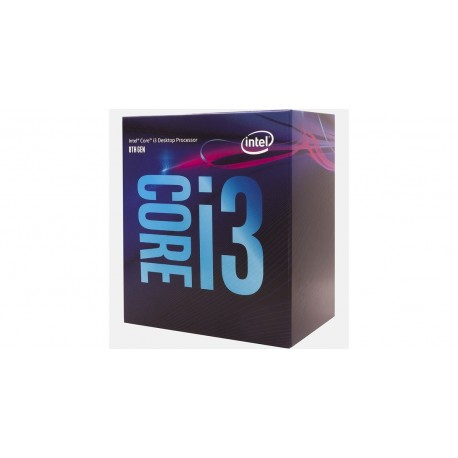 Processore Intel Core i3 8100 3.60GHz 6M Cache Quad-Core CPU LGA1151 BOX