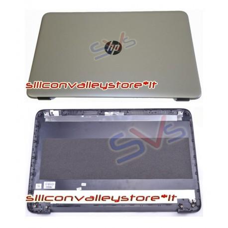 Cover Posteriore LCD per Notebook HP 250 G4, 255 G4, 256 G4 originale Silver