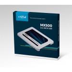 SSD Crucial MX500 500GB 3D NAND da 2,5 pollici