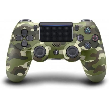 Controller Wireless V2, PlayStation 4 - Dualshock 4 Verde (Green Camouflage)