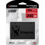 Hard Disk SSD 240GB SATA-III 2,5 Interno KINGSTON SA400S37/240G