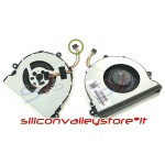 Ventola CPU Fan per Notebook HP 15-ac 15-af 15-ay 15-ba 250 G4 250 G5 255 G4 255 G5 256 G4