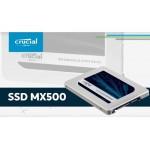 SSD Crucial MX500 250GB 3D NAND da 2,5 pollici