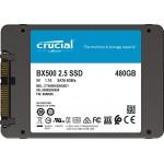 SSD Crucial BX500 480GB 3D NAND da 2,5 pollici CT480BX500SSD1