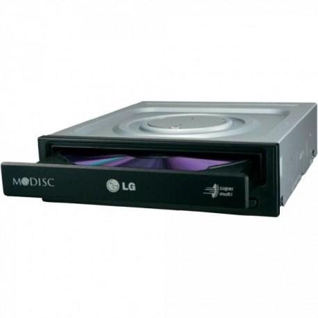 Masterizzatore DVD LG Interno Nero GH24NSD1