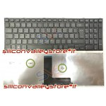 Tastiera Italiana Nera per Notebook TOSHIBA SATELLITE PRO R50-B Series